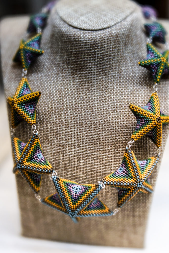 Claire Weber - Beaded Jewelry